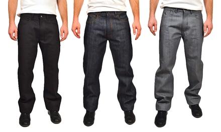Rocawear R-Script Men's Denim Jeans