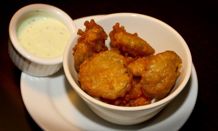 Stirling Bridges - Carmichael: $20 for $40 Worth of Gastropub Food at Stirling Bridges