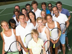 Scarborough East Tennis Club: Up to 53% Off Tennis Lessons at Scarborough East Tennis Club