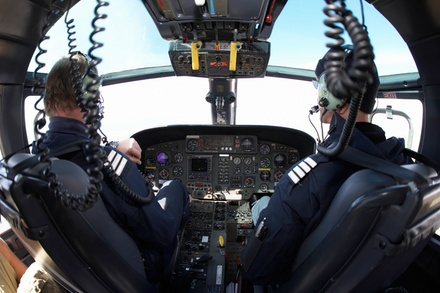 Flight Simulator Session for One or Two at KC Copters, A Johnny Rowlands Company (Up to 57% Off)