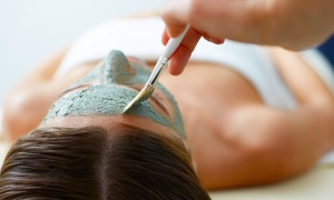 Detox for Healthy Living: Facial with LED Therapy at Detox for Healthy Living (Up to 59% Off). Four Options Available.