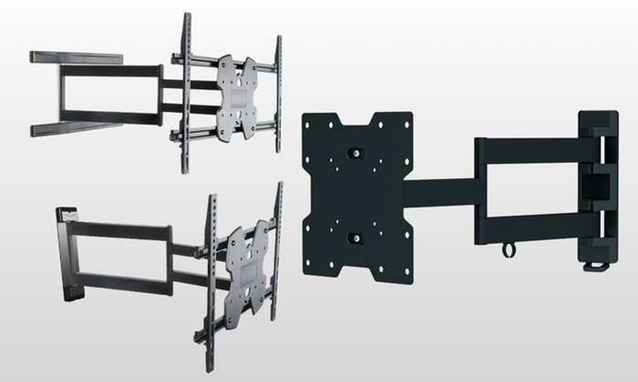 Fino Articulating TV Mounts: Fino Articulating Mount for Flat-Panel TVs and Monitors (Up to 55% Off). Multiple Options. Free Shipping and Returns.