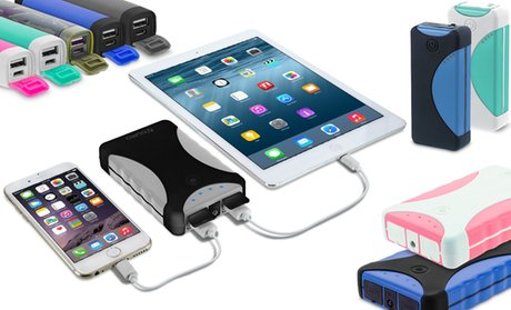 Aduro PowerUp Ndure Series Weatherproof Backup Battery