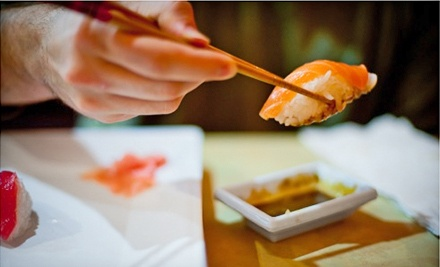 $10 for $20 Worth of Sushi, Teriyaki, and Sake at Happy Teriyaki #4