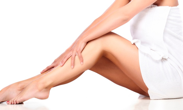 After Glow Laser Spa & Salon - Bayshore: Six Laser Hair-Removal Treatments for a Small, Medium, or Large Area at After Glow Laser Spa & Salon (Up to 78% Off)
