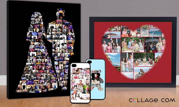 Collage.com: $19.99 for $70 Worth of Custom Photo Products from Collage.com