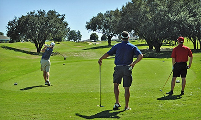 Black Bear Golf Club - Orlando: $39.99 for All-Day Golf with Cart, Range Balls, and Lunch at Black Bear Golf Club (Up to $89.50 Value)