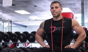 Dfit Personal Training: Two Personal Training Sessions at DFit Personal Training (65% Off)