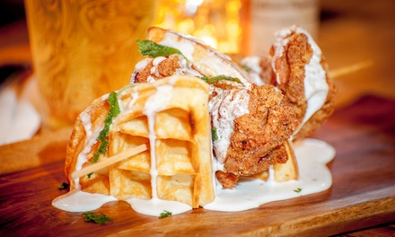 Southern Dinner at Southern Swank Kitchen (Up to 50% Off). Two Options Available.