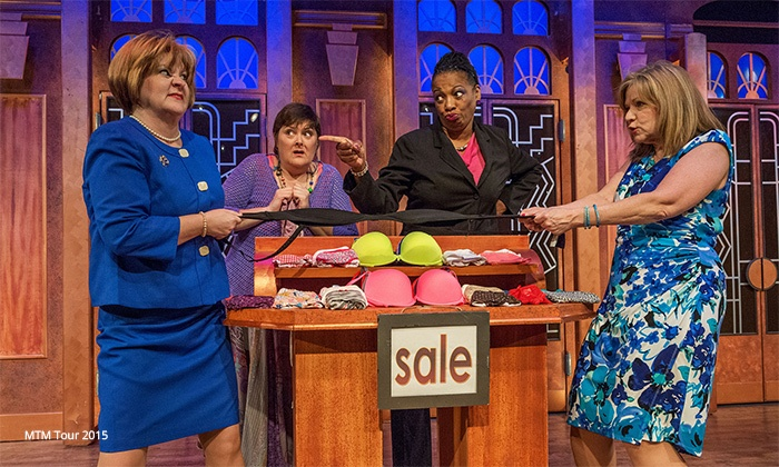 """Menopause The Musical"" - Phillips Center at the University of Florida Performing Arts: ""Menopause The Musical"" on November 11 at 7:30 p.m."