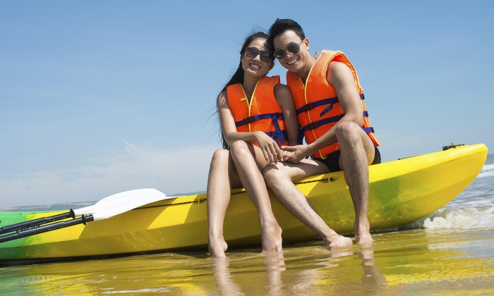 Shipwreck Adventures Llc - Two Rivers: $17 for $30 Worth of Kayaking — Shipwreck Adventures LLC