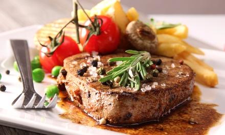 3-Gänge-Rumpsteak-Menü für 2 oder 4 Personen im Haus Büning (53% sparen*)