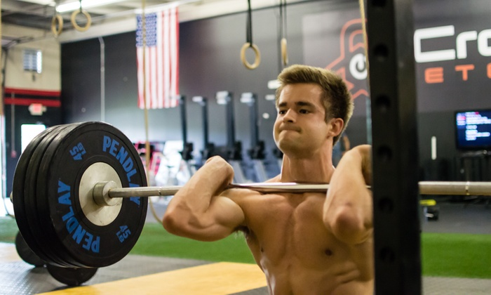 CrossFit Eternal Davidson - Davidson: $39 for $130 Worth of CrossFit — CrossFit Eternal Davidson