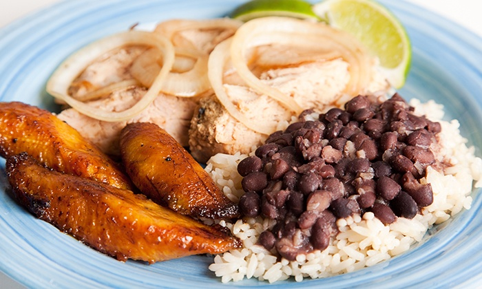 Havana Cafe - Paradise Valley: Cuban Dinner at Havana Cafe (Up to 46% Off). Three Options Available.