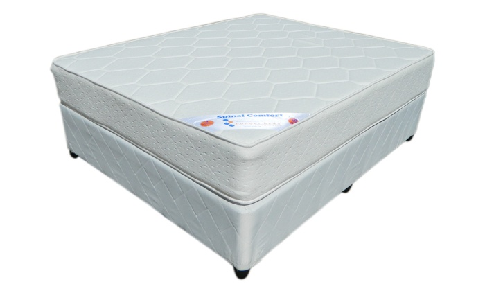 Budget Beds: Bed Mattress And Base from R1 999 Including Delivery (Up to 33% off)