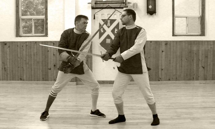 Ottawa Swordplay - Billings Bridge - Alta Vista: 90-Minute Swordplay Workshop for One or Two at Ottawa Swordplay (Up to 56% Off)