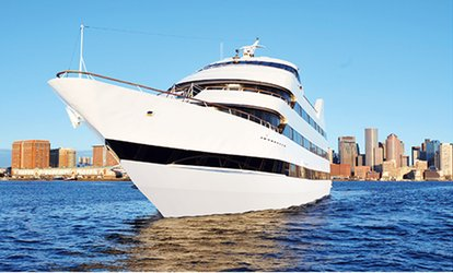 image for Dinner Cruise at The Spirit of Boston (Up to 36% Off). Three Options Available.