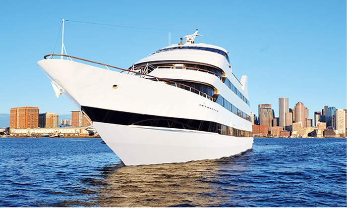Spirit of Baltimore - Seaport World Trade Center: $12 for Admission for One to Boathouse Fridays on the Spirit of Boston (Up to $19.90 Value)