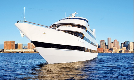 $12 for Admission for One to Boathouse Fridays on the Spirit of Boston (Up to $19.90 Value)
