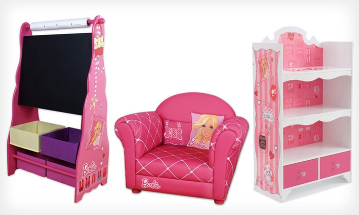 Najarian Furniture Barbie Furniture: Najarian Furniture Children's Barbie Furniture (Up to Half Off). Seven Options Available. Free Shipping.