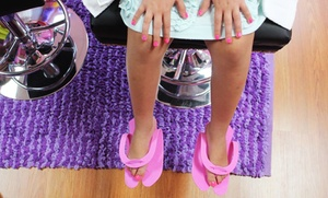 Little ladies: $39 for a Kids' Spa Package for Two at Little Ladies ($80 Value)