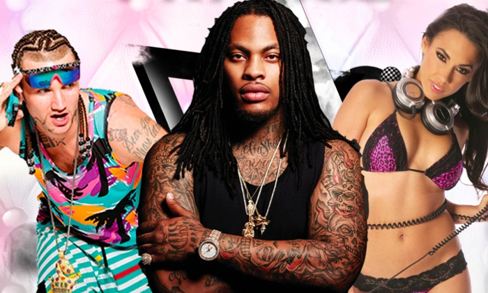 Elektrik Prairie Music Experience - Stillwater: Elektrik Prairie Music Experience Featuring Waka Flocka Flame and Riff Raff at The Lazy J Arena (Up to 41% Off)