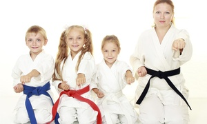 Extreme Karate & Fitness: Six Weeks of Kids' or Adult Martial Arts/Kickboxing Classes at Extreme Karate & Fitness (Up to 72% Off)