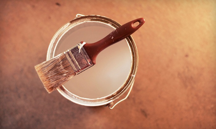 Second Coat Painting - Toronto (GTA): One or Three Rooms of Interior Painting from Second Coat Painting (Up to 73% Off)