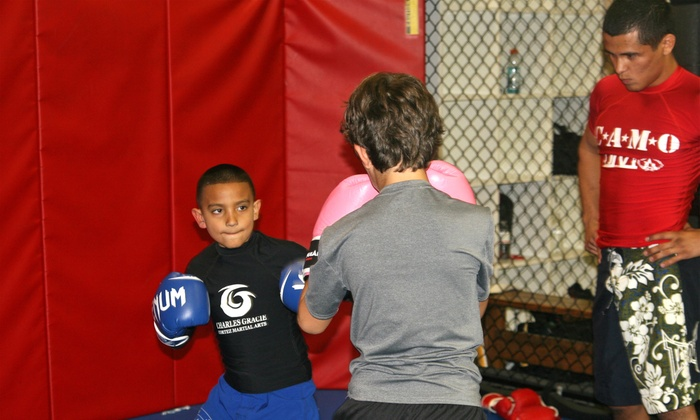 Cortez Martial Arts - Manteca: One Month of MMA Classes for One or Two Kids at Cortez Martial Arts (Up to 75% Off)