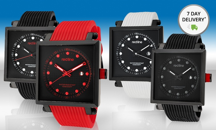 Red Line Men's Compressor2 Watches: Red Line Men's Compressor2 Watches. Multiple Styles Available. Free Returns.