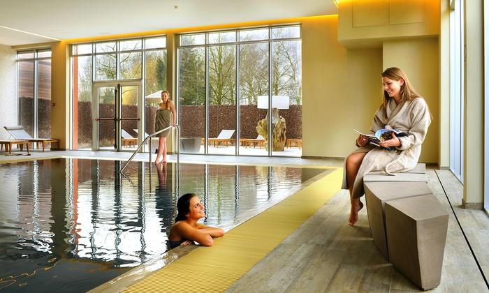 Van der Valk Hotel Beveren - Van der Valk Hotel Beveren: Bei Antwerpen: 2-3 Tage für Zwei und opt. Frühstück, 3-Gänge-Dinner u. Romantik-Paket im 4* Hotel Beveren