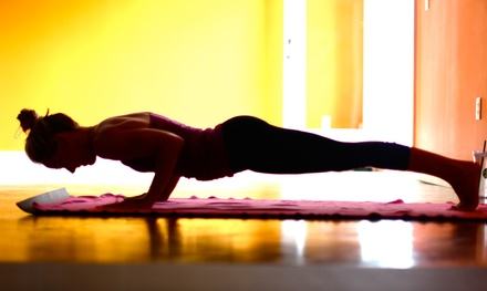 5, 10, or 20 Yoga Classes at Yogi Brian's (Up to 67% Off)