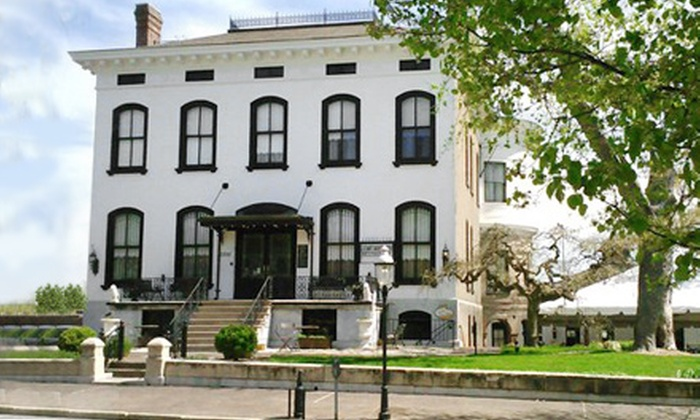 Lemp Mansion - Benton Park Historic District: Friday-Night Murder-Mystery Dinner for Two or Steakhouse Cuisine for Dinner or Lunch at Lemp Mansion (Up to Half Off)