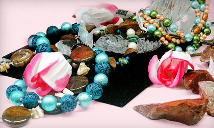 Clique Custom Jewelry and Fine Art - Dallas: $15 Toward Art and Jewelry
