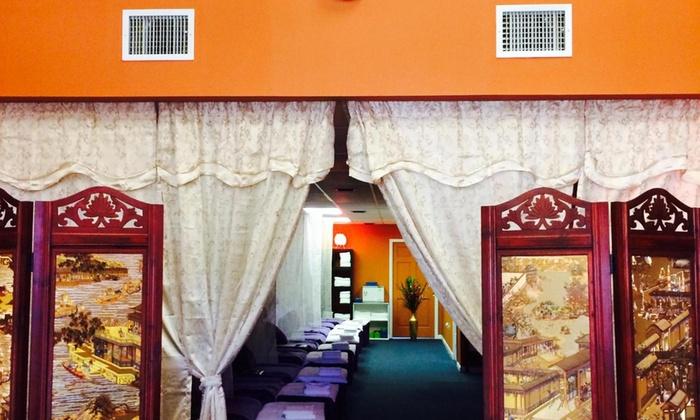 Lucky Feet Reflexology.. - City Center: $30 for $45 Groupon — lucky feet foot massage