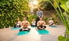 Shahr Salon & Wellness - West Hollywood: 10 or 20 Yoga Classes or a 200-Hour Yoga-Teacher-Training Package at Shahr Salon & Wellness (Up to 84% Off)