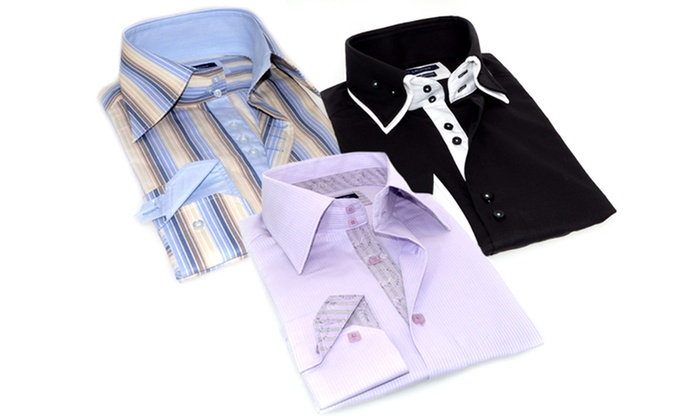 Max Lauren Men's Dress Shirts: Max Lauren Men's Dress Shirts. Multiple Styles Available. Free Shipping and Returns.