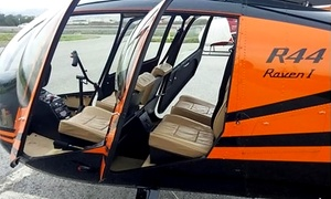 San Carlos Flight Center: Helicopter Tour for One or Three People at San Carlos Flight Center (Up to 21% Off)