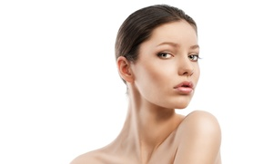 Cosmetic LaserWorks: Radiesse, Dysport, and Restylane Packages at Cosmetic LaserWorks (Up to 56% Off). Seven Options Available.