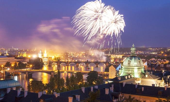Sylwester w Pradze, Berlinie, Lwowie lub Wilnie