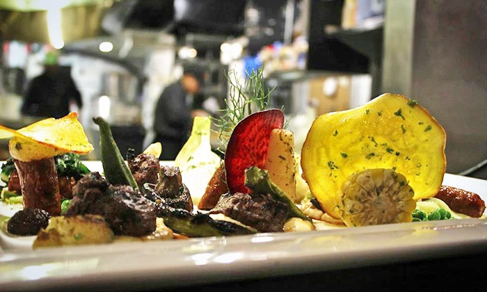 404 Tapas Bar and Lounge - Coolidge Corner: Tapas at 404 Tapas Bar and Lounge (Up to 50% Off)
