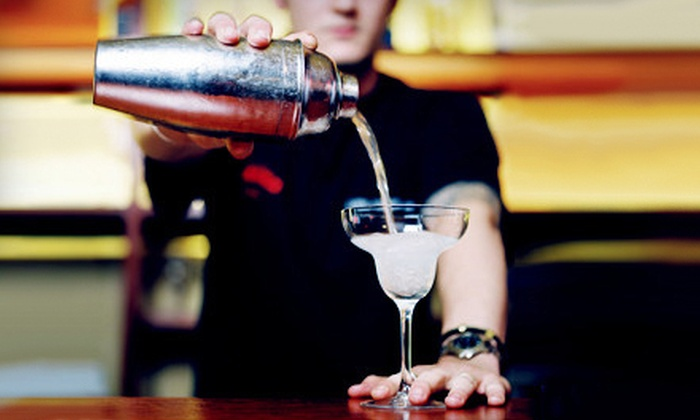 ABC Bartending School - Tukwila Urban Center: 4-Hour Mixology Class or a 32-Hour Bartender-Certification Course at ABC Bartending School (Up to 60% Off)