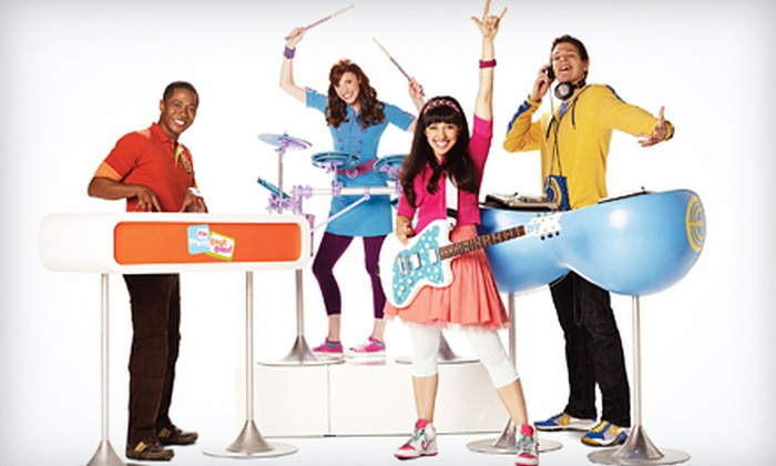 The Fresh Beat Band - Reading: $20 to See The Fresh Beat Band Live in Concert at the Sovereign Center on December 8 at 5:30 p.m. (Up to $38.95 Value)