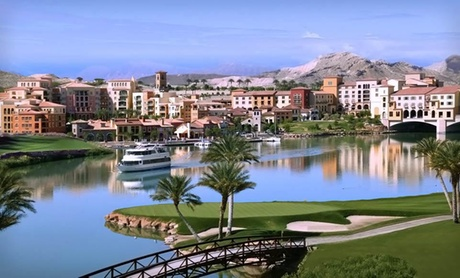 Luxurious Resort at Lake Las Vegas Village