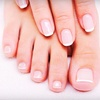 Up to 57% Off Shellac Mani-Pedi Package