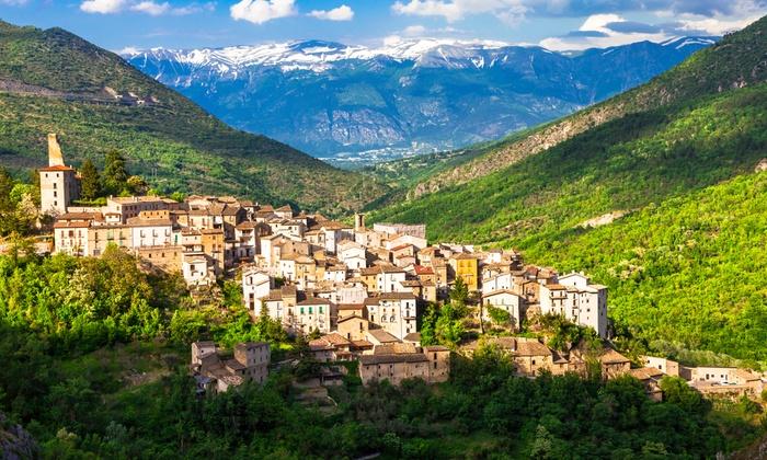 Abruzzo Italy Culinary Tour