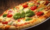 Menu con pizza a scelta più birra