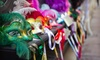 St. Louis Union Station Hotel - A Doubletree by Hilton - Woodson Terrace: One- or Two-Night St. Louis Mardi Gras Weekend Package with Breakfast, Beads, Drink Tickets, and Late Check-Out