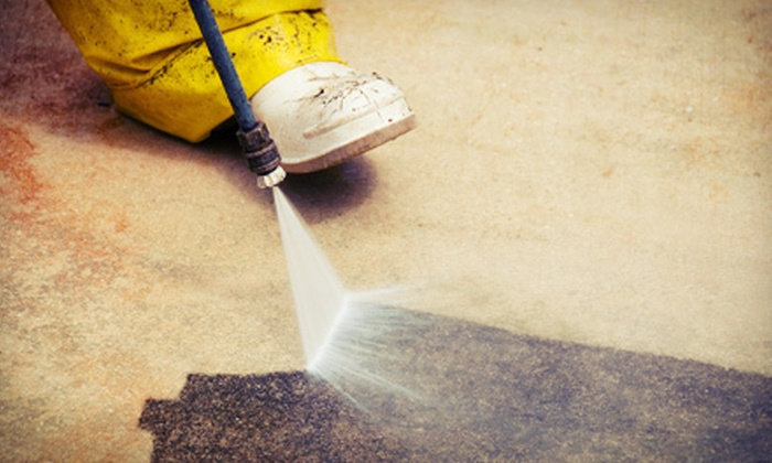 Affordable Pressure Cleaning - Fort Myers / Cape Coral: Pressure Washing for a One- or Two-Story Home, or Gutter Cleaning from Affordable Pressure Cleaning (Up to 61% Off)