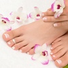 Up to 58% Off Mani-Pedis at Footsteps Into